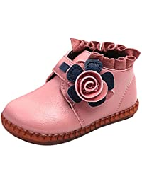 Zapatos Niña Invierno, Zolimx Bebé Niños Calientes Chicos Chicas Floral Martin Sneaker Botas Newborn Baby Zapatos Casuales