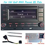 Autoradio RCN210 - Lecteur CD - USB, MP3,port auxiliaire, Bluetooth - Pour...