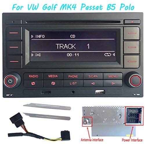 Auto Radio rcn210Bluetooth CD Player SD MP3USB