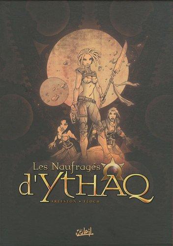 Les naufragés d'Ythaq Coffret T1 à T3 NED 2010 + Exlibris