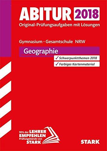 Abiturprüfung NRW - Geographie GK/LK