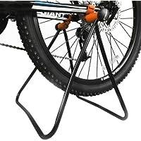 Ibera Soporte De Bicicleta Uso Fácil, Altura Ajustable, Soporte Mecánico Plegable para Reparación Y