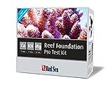 Red Sea R21510 Reef Foundation Pro Test Kit für Riffaquarien