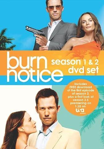 Burn Notice: Seasons 1&2 Starter Pack [Import USA Zone 1]