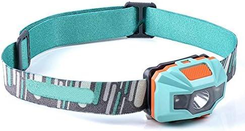 XHHWZB Torcia a testa ricaricabile USB a a a LED - Faro luminoso super brillante, impermeabile e leggero, ideale per la corsa (Coloreee   verde) B07F8XHTSY Parent | Raccomandazione popolare  | Queensland  | vendita all'asta  4b0743