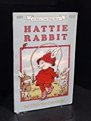 Hattie Rabbit by Dick Gackenbach (1990-01-01)