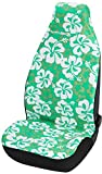 Hawaiian Autositzbezug - Einzelsitz, Farbe:Grün