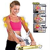 ZOMAKE Armtrainer - Wonder Arms Arm Muskel Übungs Ausrüstungs - Arm Oberkörper Workout Maschine Hausgebrauch (Aktualisierung)