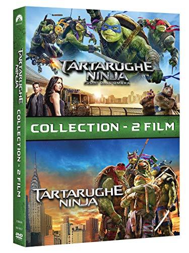 Tartarughe Ninja Collection (Box 2 Dvd)