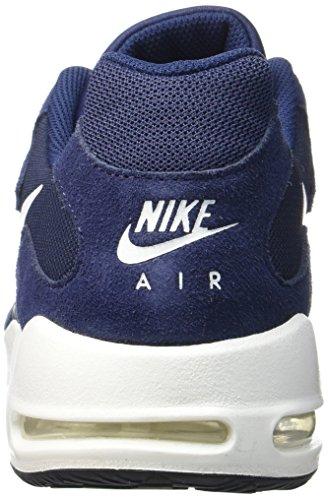 Nike Herren Air Max Guile Freizeitschuhe Blau (Midnight Navy/white)