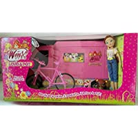 Giochi Preziosi Winx - Caravana + Mu - Eca + Bici