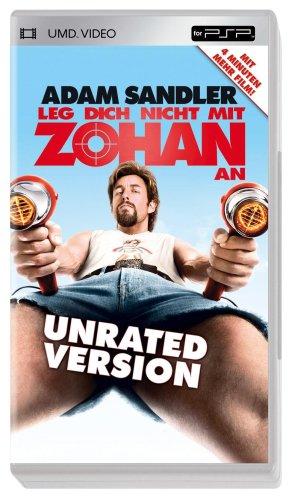 Leg dich nicht mit Zohan an: Unrated Version