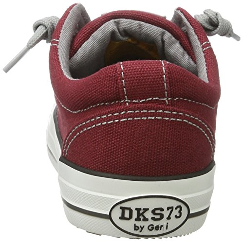 00dc5d8dea8149 Dockers by Gerli UnisexKinder 38ay613710720 HighTop Rot dunkelrot 720 -wt- badhomburg.de
