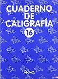 Cuaderno de Caligrafía 16