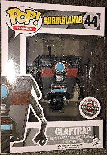 Funko Pop Claptrap Exlusivo – Gamestop (Borderlands 44) Funko Pop Borderlands