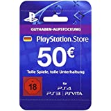 Playstation Store Network Card 50 (PS4/PS3/PS Vita)