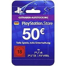 Playstation Store Network Card 50€ (PS4/PS3/PS Vita)