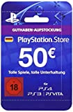 Playstation Store Network Card 50? (PS4/PS3/PS Vita) Bild