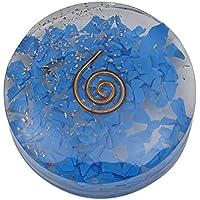 Harmonize TŸrkis Orgon Disc Gemstone Blue Spiritual Reiki Healing Kristall Symbol preisvergleich bei billige-tabletten.eu