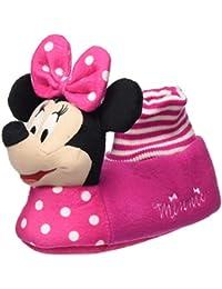 Cerdá 3D Minnie, Zapatillas de Estar por casa para Niñas