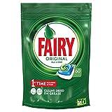 Fairy Original Todo En 1 - Cápsulas De Lavavajillas Pack De 60Unidades