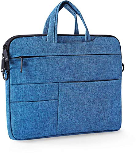 Iceberg Makers iLike okade 13-13.3 Inch Blue Laptop Sleeve Bag for MacBook Air/MacBook Pro/Surface Laptop/Book Protective Carrying Handbag Case Cover for 12/13 Lenovo Dell HP ASUS Chromebook Notebook