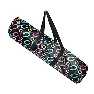 FakeFace Fashion Damen Yogatasche Yogabag Yoga-Einkauftasche Yogamattetasche Mattetasche Yoga Tasche Sport
