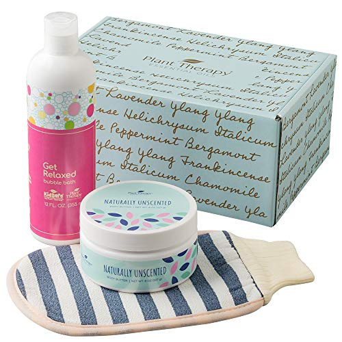 Plant Therapy Essential Oil Holiday Relaxation Gift Set -