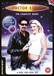 Doctor Screw Vol.1-3 [DVD]