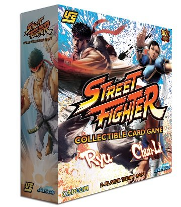 Street Fighter CCG (UFS): Chun Li vs. Ryu 2 - Player - System Fighting Universal