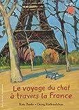 Le voyage du chat à travers la France...
