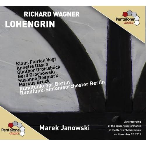Lohengrin: Act II Scene 4: Welch ein Geheimnis muss der Held Bewahren? (The King, Chorus, Ortrud, Friedrich, Lohengrin, Elsa)