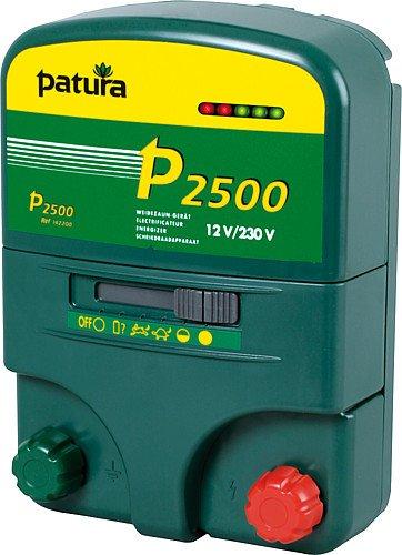 Patura P2500, Multifunktions-Gerät, 230V/12V