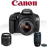 Camara Reflex Canon EOS 1200d + 2Objektive Makro 50mm + Ladegerät gebraucht | B