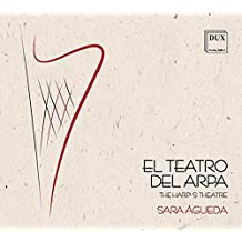 El Teatro Del Arpa-Harfenmusik im Spanien d.17.