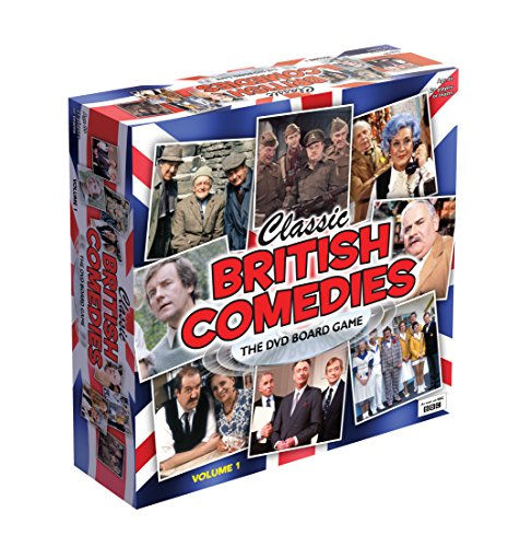 Classic British Comedies The DVD...