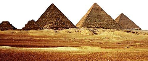 Preisvergleich Produktbild Aufkleber sticker Antikes Ägypten pyramide gizeh kheops ehemalige Ägyptische Figur