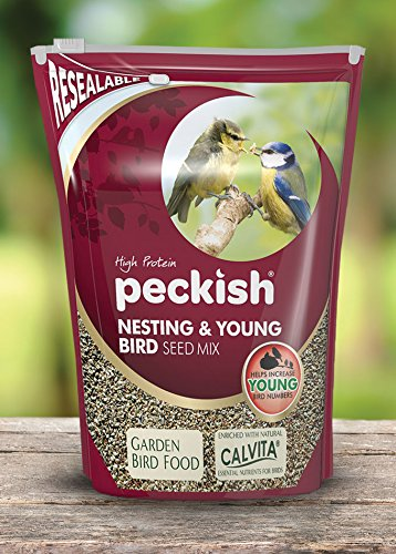 Peckish Nesting and Young Bird Seed Mix, 2 kg 1