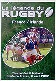 La Legende Du Rugby N° 9 France/Irlande Tournoi des 6 Nations Stade de France 6 Avril 2002...