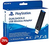 PlayStation 4 - Dualshock 4 USB Wireless Adaptor