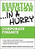 Corporate Finance (Essential Revision in a Hurry)