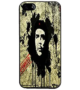 PrintDhaba Face D-5566 Back Case Cover for APPLE IPHONE 4 (Multi-Coloured)