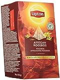 Lipton Selección Exclusiva Infusión African Rooibos 6 estuches con 25 sobres