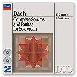 Duo - Bach (Werke für Solovioline)