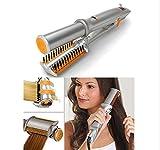 PANNN Multifunktionale Lockenwickler, Haarglätter, elektrische Haarstyling, Haarkamm,30 Sekunden super schnelle Hitze