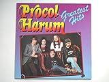 Procol Harum Greatest Hits LP Neon N833010 EX/EX 1970s Dutch pressing