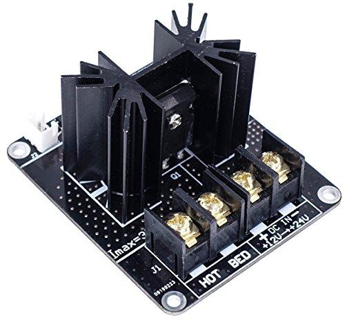 3D FREUNDE Upgraded MOS Mosfet V2 zur Entlastung des Mainboards für den sicheren Betrieb des Heizbetts oder Extruders, ramps, Anet A8/A6/A2, makerbot mk8, RepRap, mendel, Prusa i3, E3D V6 3D Drucker