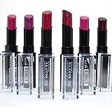 Best city color lipstick - 6 CITY COLOR BE MATTE DARK LIPSTICK BROWN Review