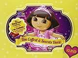 Dora l'exploratrice - Coffret 10 DVD - Ton coffret à secrets Dora