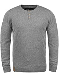 INDICODE Donte - Pull en Maille- Homme